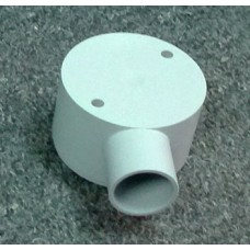 Shallow Junction Box With One Way 25mm