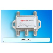Gecen 2x3 Satellite Multiswitch (13/18V)