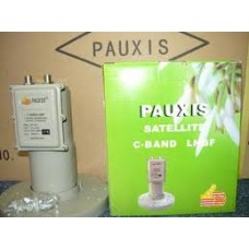 Pauxis LNB C Band Twin Output  PX1220