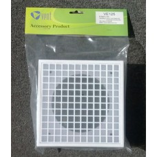 Vent Egg-crate Grille Outlet Vent-Hangsell 125mm